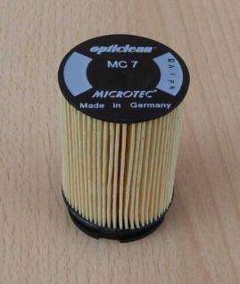 Heizölfilter Opticlean MC 7 sehr fein (Auswahlmöglichkeiten)
