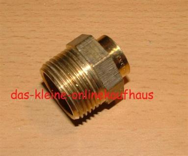 Rotguss ÜG-Nippel /I-AG / DVGW zugel. (Auswahlmöglichkeiten)