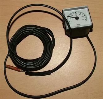 Kapillarthermometer (Auswahlmöglichkeiten)