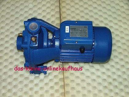 Kreiselpumpe 1, 1 KW / 380Volt Zentrifugalpumpe (Auswahlmöglichkeiten)