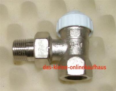 """Thermostatventil / Heimeier Kompatibel 3/8"""" eck (Auswahlmöglichkeiten) - Vorschau"""