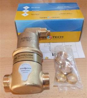 SpiroVent Solar Luftabscheider / Spirotech AA075FBA08 (Auswahlmöglichkeiten) - Vorschau