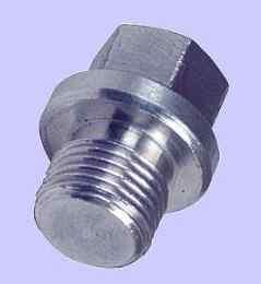 """Edelstahl - Gewindefitting Verschlussschraube (V4A) 3/8"""" AG (Auswahlmöglichkeiten)"""