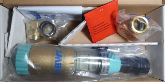 """Hauswasserfilter Rückspülfilter BWT 3/4"""" (Auswahlmöglichkeiten)"""