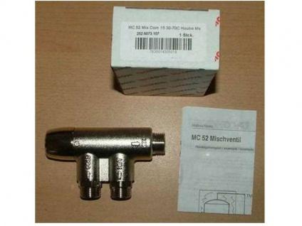 TACONOVA - Mischventil 252.6073.107 - Compact chrom Kappe (Auswahlmöglichkeiten)