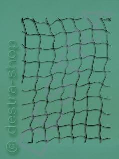 Polyethylen Vogelschutznetze 50mm Maschen steinfarben