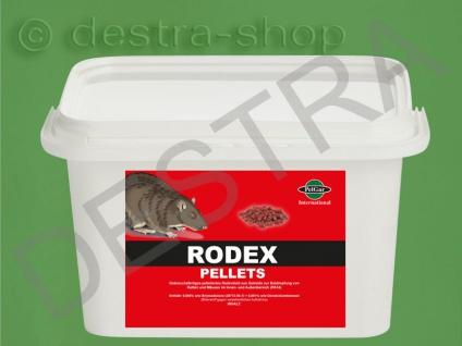Rodex Pellets 5kg