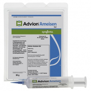 Advion® Ameisen Gel