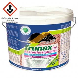 frunax® DS Rattenfertigköder 10kg