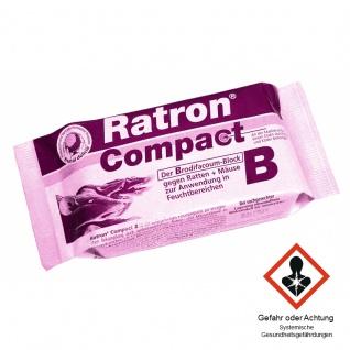 Ratron® 5x Compact B 200g