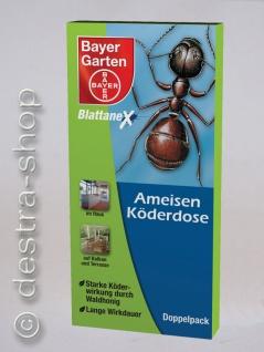 Bayer Garten Ameisenköderdose 2er Set