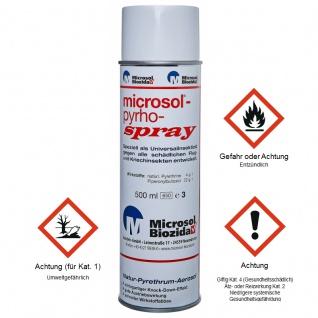 microsol®-pyrho-spray (mit Synergist)