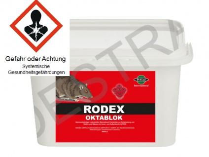 Rodex Oktablok 5kg