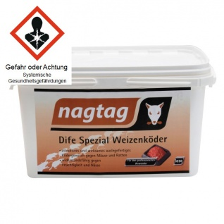 nagtag Dife Spezial Weizenköder