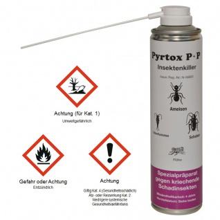 Pyrtox-P Insektenkiller Spray