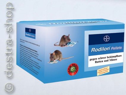 Bayer® Rodilon Paste 2, 5kg