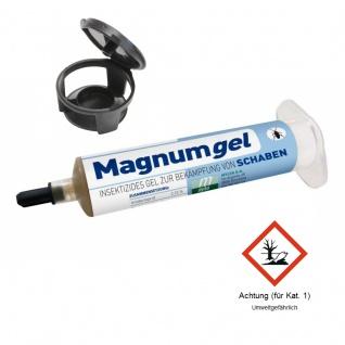 Magnum Gel Schaben Set