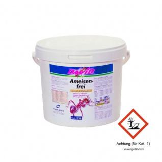 DAVID® Ameisen-frei Streu- und Gießmittel 5kg