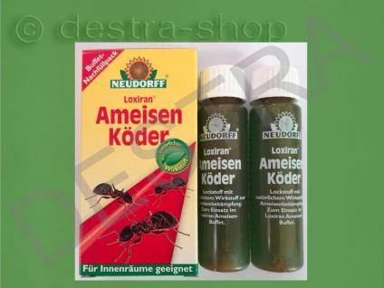 Neudorff Loxiran Ameisenlockstoff Nachfüllflasche