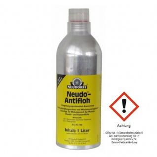 Neudo Antifloh Konzentrat 1 Liter