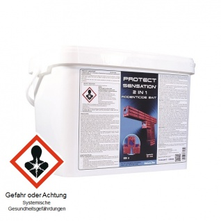 PROTECT® SENSATION 2 in 1 Köderblock