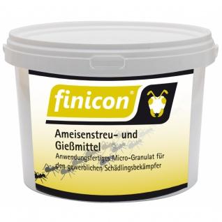 finicon® Ameisenstreu- und Gießmittel