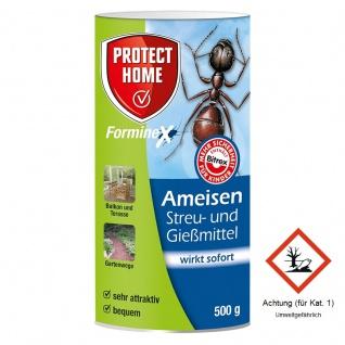 Protect Home FormineX Ameisenstreu- & Gießmittel 500g