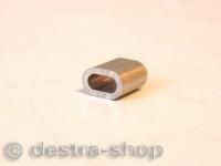 Drahtverbinder Alu für Spanndraht 1- 2mm