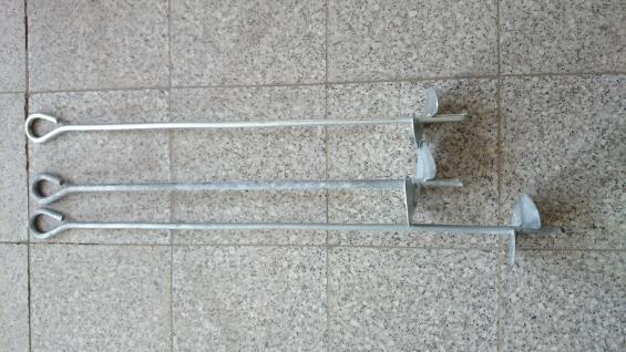 Erdanker 85cm + 100cm 125cm - Vorschau 4