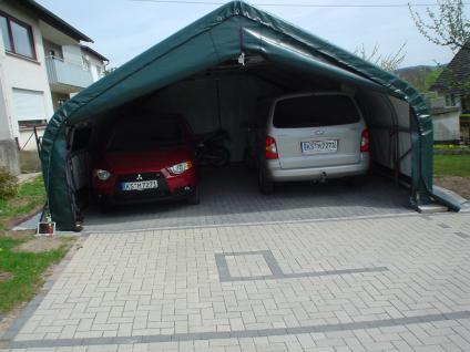 5, 6m x 6m Doppelgarage L