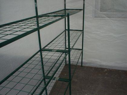 2, 5m x 2m Gewächshaus - Vorschau 4