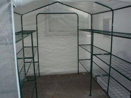 2, 5m x 2m Gewächshaus - Vorschau 2