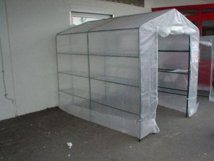 2, 5m x 2m Gewächshaus - Vorschau 1