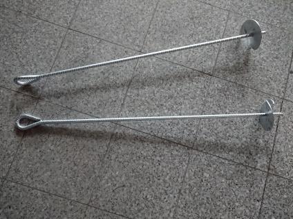 Erdanker 110cm Schraubanker