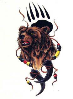 Abziehbild,Motiv Tattoo 25 - Vorschau