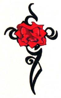 Abziehbild,Motiv Tattoo 39 - Vorschau
