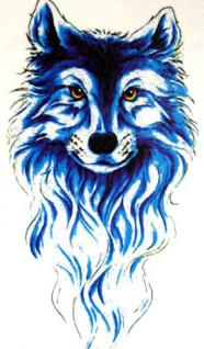 Abziehbild,Motiv Tattoo 45