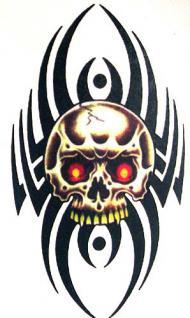 Abziehbild, Motiv Tattoo 46 - Vorschau