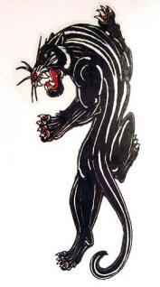 Abziehbild,Motiv Tattoo 47