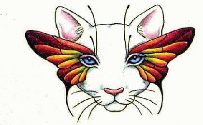 Abziehbild,Motiv Tattoo 50 - Vorschau
