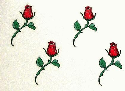 Abziehbild,Motiv Tattoo 64