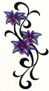 Abziehbild,Motiv Tattoo 71 - Vorschau