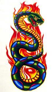 Abziehbild,Motiv Tattoo 73