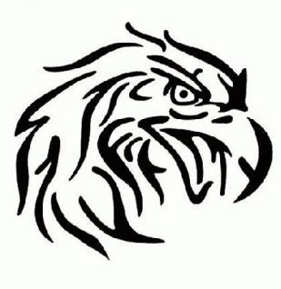Abziehbild,Motiv Tattoo 93 - Vorschau