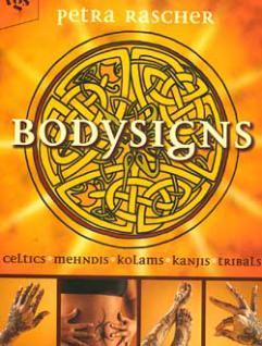 Henna/Mehndi Motiv Buch, Bodysigns