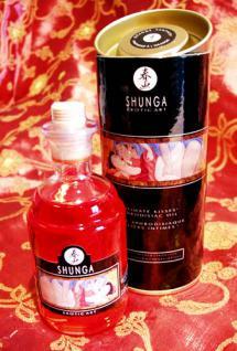 Shunga Aphrodisisches Liebes- Öl - Orange Fantasy - Vorschau