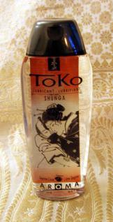 Shunga Gleitgel Mandarine-Sahne