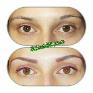 Gutschein für ein Permanent Make up Augenbrauen in Hamburg