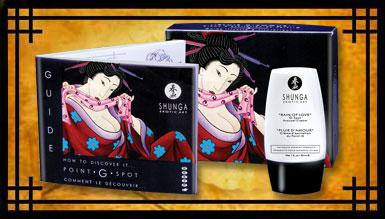 """Shunga,"""" Rain of Love"""", G-Punkt Stimulationscreme für Sie! 30 ml - Vorschau"""