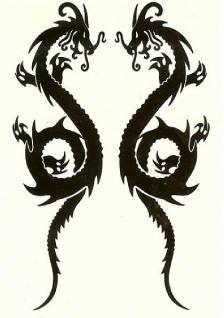 Abziehbild, Tattoo 10